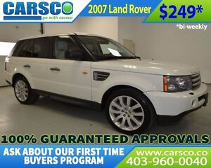 2007 Land Rover Range Rover Super Charged