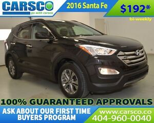 2016 Hyundai Santa Fe SPORT ALL-WHEEL DRIVE