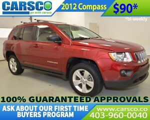2012 Jeep Compass NORTH EDTITION 4X4