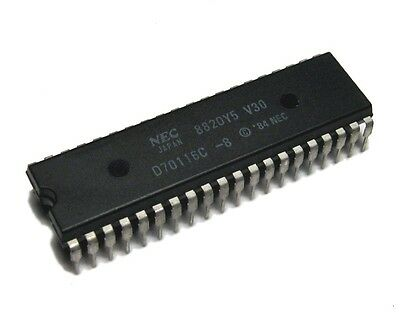 Nec D70116c-8 Dip-40 16-bitmicroprocessor