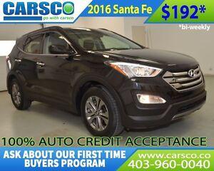 2016 Hyundai Santa Fe SPORT ALL-WHEEL DRIVE