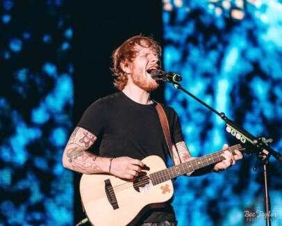 4x Ed Sheeran Tickets