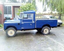 1956 Land Rover 107 inch ute. Huonville Huon Valley Preview