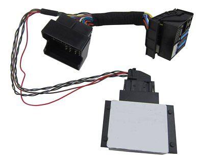 Original r.LiNK Rückfahrkamera Interface RGB Converter Kabelbaum für Audi RNS-E