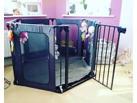 Playpen safety cot