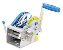 ATLANTIC BOAT /TRAILER WINCH 10/5:1/1:1 1000kg 7.5m Dyneema Rope Brisbane City Brisbane North West Preview