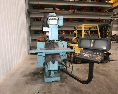 13064 Hurco Km3p Cnc Vertical Knee Mill 11 X 42 Table