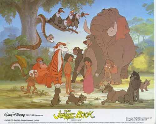 THE JUNGLE BOOK (1980