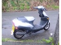 50cc Moped Baotian QT-9