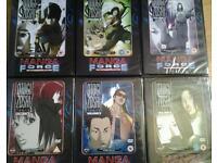 Manga dvds Otogi Zoshi