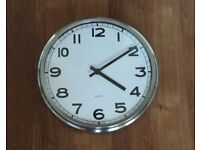 Wall clock - perfect conditions