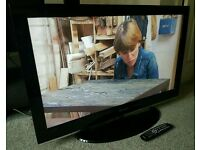 """SAMSUNG 40"""" LCD TV FULL HD BUILT IN FREEVIEW EXCELLENT CONDITION REMOTE CONTROL HDMI FULLY WORKING"""