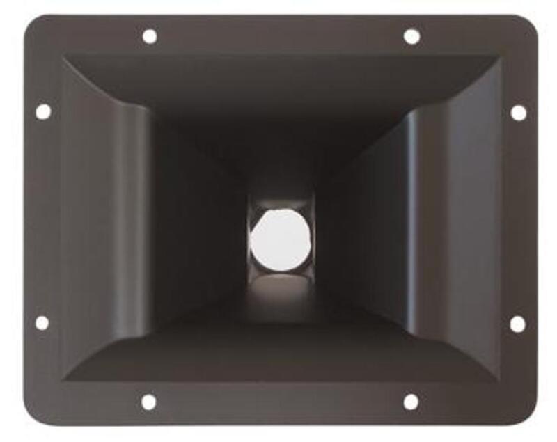 HL-607 Pa Tweeter Horn 1 9/16x3 17/32in ABS Plastic 1 Pair