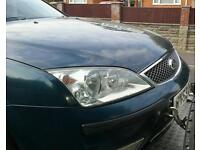 2003 mondeo tdci 130 bhp 6speed brecking all parts