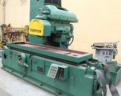 14 X 48 Thompson Horizontal Surface Grinder Yoder 14702