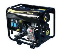 5kw Diesel Generator EOFY Sale $1035 - Perth Wangara Wanneroo Area Preview