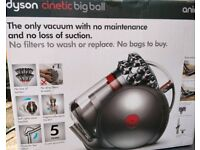 Brand New - Dyson Big Ball Cinetic Vacuum