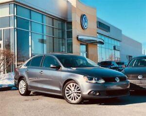 2012 Volkswagen Jetta 2.5L Sportline // ÉCRAN TACTILE+TOIT (R)
