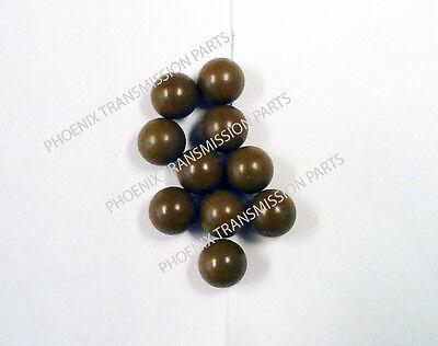 700R4 4L60 4L60e 4L65e Transmission Valve Body Check Balls Set Of 10 Gm  250