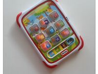 ::: Junior Kidpad Interactive electronic learning toy :::