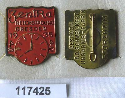 seltenes Abzeichen Zentra Reichstagung Dresden 1935 (117425)