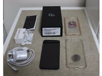 LG Q6 M700N - 32GB - Astro Black (Unlocked) Smartphone Like New