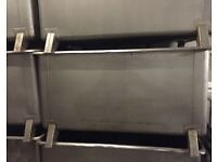 Stainless steel tanks x 15