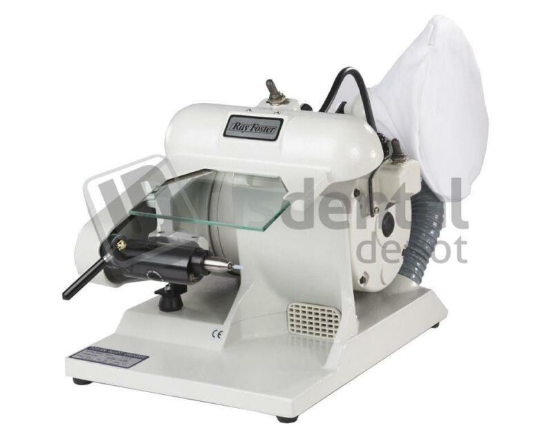 RAY FOSTER - AG04 - 110volts Alloy Grinder with dust collector -  Width: 12in (