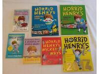 Horrid Henry Books And Annuals