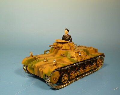 Orig.Lineol (Elastolin) Wehrmacht – Metall – Panzer I - für 7cm Figuren
