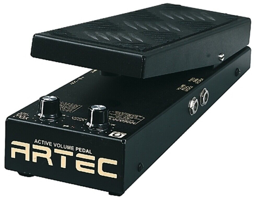 ARTEC VPL-1 ACTIVE VOLUME PEDAL NEW AND NICE FAST, FAST U.S SHIP  - $59.29