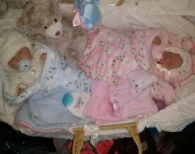 New reborn baby dolls