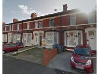 1 bedroom flat in Clevedon Road, Blackpool, FY1 (1 bed)