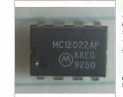 Mc12022ap Dip-8 1.1ghz Dual Modulus Prescaler