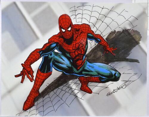 The Amazing SPIDER-MAN Print by Jose Garcia Lopez