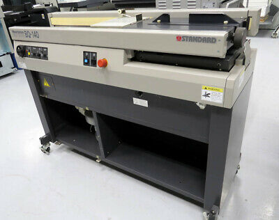 Horizon Bq-140 Perfect Binder Guarantee - Standard Bq-160 Pur Duplo Morgana