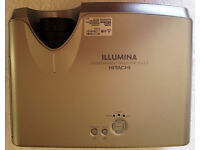 Hitachi PJ-LC5 Projector / Home Cinema - Excellent Condition - Factory Refurbished.