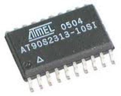 At90s2313-10si Sop-20 8-bit Microcontroller With 2k Usa Ship
