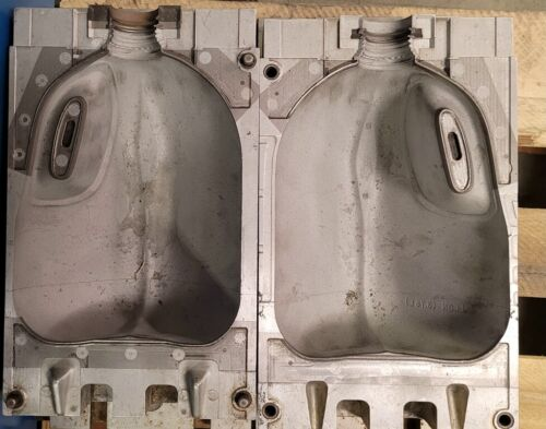 Used Uniloy Blow Mold Ref #80261 (Set of 3, One Cavity)