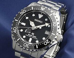 BRAND NEW Grand Seiko Spring Drive Diver SBGA029 IN STOCK Authorized dealer 3 year warranty