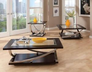 SALE ON COFFEE TABLE SET !! LIMITED STOCK (AD 538)