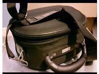 Hard case shell make up bag