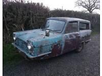 Reliant regal van for spares restoration
