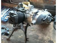 Aerox / neos / jog 100cc engine , fully rebuilt