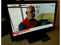 "PANASONIC VIERA 42"" TV FULL HD BUILT IN FREEVIEW EXCELLENT CONDITION. REMOTE, HDMI FULLY WORKING"