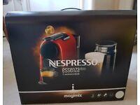 Nespresso Essenza Mini Coffee Machine by Magimix, White