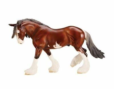 Breyer SBH Phoenix Champion Clydesdale Stallion #1716 1:9 Scale Traditional NIB