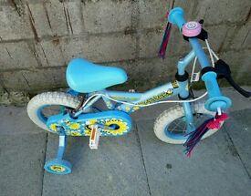 "Apollo HoneyBee 12"" Bike With Stabilisers"