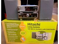 Hitachi micro system with DAB