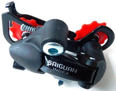 Cambio Trasero Bicicleta de Montaña SAIGUAN Index 6/7 (Adaptable Shimano Nuevo)